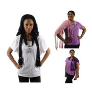 Select African garments which are coming from different regions of Afr