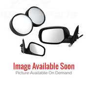SIDE VIEW MIRROR LEFT SIDE - NEW,  EXACT REPLACEMENT,  10363816